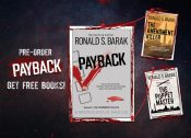 bargain ebooks Payback Psychological Thriller by Ronald S. Barak