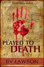 amazon bargain ebooks Played to Death Mystery by BV Lawson
