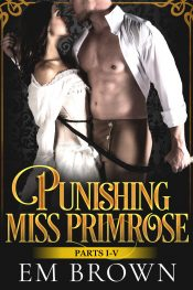 bargain ebooks Punishing Miss Primrose Historical Romance by Em Brown