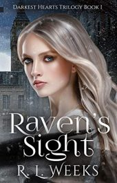 bargain ebooks Raven's Sight YA Fantasy Horror by R.L. Weeks