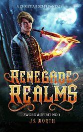 amazon bargain ebooks Renegade Realms Fantasy by J.S. Worth