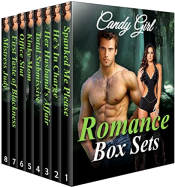 bargain ebooks Romance Box Sets Erotic Romance by Candy Girl