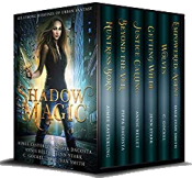 bargain ebooks Shadow Magic: Six Strong Heroines of Urban Fantasy Urban Fantasy by Multiple Authors
