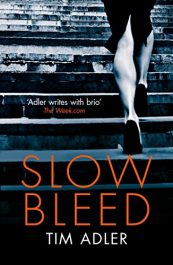 amazon bargain ebooks Slow Bleed Medical Thriller by Tim Adler