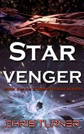 bargain ebooks Starvenger Science Fiction by Chris Turner