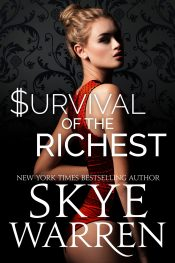 bargain ebooks Survival of the Richest Contemporary Romance by Skye Warren