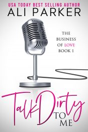 bargain ebooks Talk Dirty To Me Contemporary Romance by Ali Parker