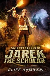bargain ebooks The Adventures of Jarek the Scholar Fantasy Adventure by Cliff Hamrick