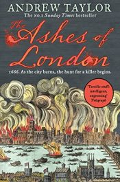 amazon bargain ebooks The Ashes of London Historical Mystery by Andrew Taylor