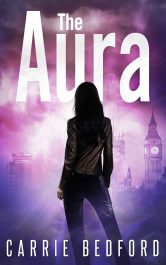 amazon bargain ebooks The Aura: A Kate Benedict Paranormal Mystery Mystery by Carrie Bedford