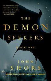 amazon bargain ebooks The Demon Seekers: Book One Science Fiction Adventure by John Shors