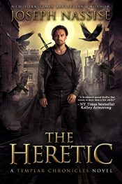 bargain ebooks The Heretic Fantasy Adventure by Joseph Nassise