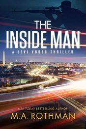 bargain ebooks The Inside Man Thriller by M.A. Rothman