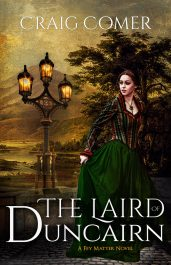 bargain ebooks The Laird of Duncairn Victorian Fantasy by Craig Comer