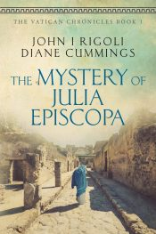 bargain ebooks The Mystery of Julia Episcopa Historical Mystery by John I. Rigoli & Diane Cummings