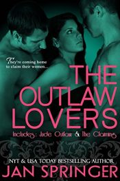 bargain ebooks The Outlaw Lovers Erotic Romance by Jan Springer