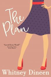 amazon bargain ebooks The Plan Chick Lit Romance by Whitney Dineen