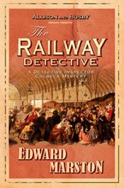 bargain ebooks The Railway Detective Historical Mystery by Edward Marston