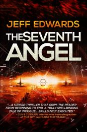 bargain ebooks The Seventh Angel Thriller by Jeff Edwards