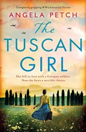 amazon bargain ebooks The Tuscan Girl Historical Fiction by Angela Petch