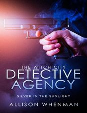 bargain ebooks The Witch City Detective Agency Mystery by Allison Whenman