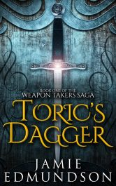 amazon bargain ebooks Toric's Dagger Epic Fantasy Adventure by Jamie Edmundson