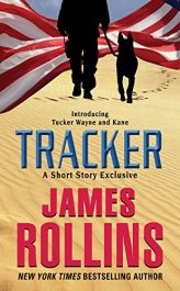 bargain ebooks Tracker Action/Adventure by James Rollins