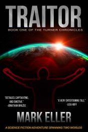 amazon bargain ebooks Traitor Science Fiction Adventure by Mark Eller