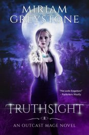 bargain ebooks Truthsight Urban Fantasy by Miriam Greystone