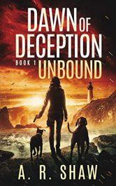 bargain ebooks Dawn of Deception Book 1: Unbound SciFi Thriller by A. R. Shaw
