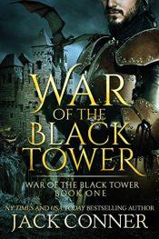 bargain ebooks War of the Black Tower Epic Fantasy by Jack Conner