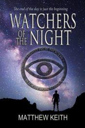bargain ebooks Watchers of the Night YA Fantasy/SciFi by Matthew Keith