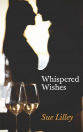 bargain ebooks Whispered Wishes Romantic Suspense by Sue Lilley