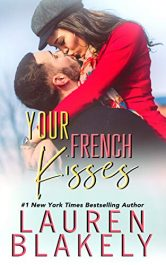 bargain ebooks Your French Kisses Romance by Lauren Blakely