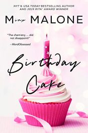 bargain ebooks Birthday Cake Erotic Romance by M. Malone