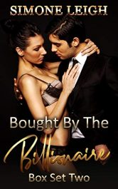 bargain ebooks Bought by the Billionaire: The Master Series, Box Set Two Erotic Romance by Simone Leigh