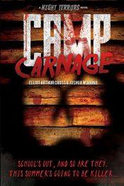 bargain ebooks Camp Carnage Horror by Elliot Arthur Cross