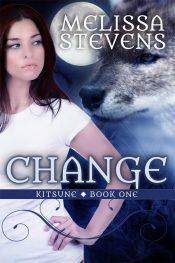 amazon bargain ebooks Change Paranormal Romance by Melissa Stevens