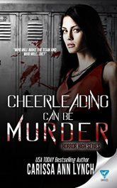bargain ebooks Cheerleading Can Be Murder Young Adult/Teen Horror by Carissa Ann Lynch
