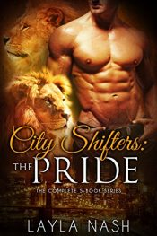 amazon bargain ebooks City Shifters The Complete Series Paranormal Romance by Layla Nash