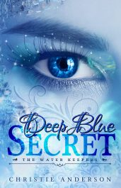 bargain ebooks Deep Blue Secret (The Water Keepers Book 1) Young Adult/Teen Romance by Christie Anderson