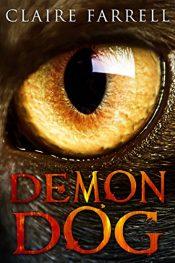 bargain ebooks Demon Dog Dark Fantasy Horror by Claire Farrell