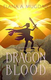 bargain ebooks Dragon Blood Young Adult/Teen Fantasy by Elana A. Mugdan