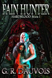 bargain ebooks Fain Hunter Fantasy by G.R. Dauvois
