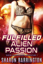 bargain ebooks Fulfilled Alien Passion Erotic Romance by Sharon Barrington