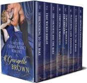 bargain ebooks Georgette Brown Boxset: A Collection of Steamy Regency Romance Historical Romance by Georgette Brown