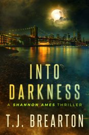 bargain ebooks Into Darkness Psychological Thriller by T.J. Brearton