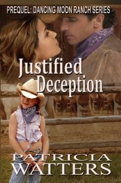 bargain ebooks Justified Deception Romance by Patricia Watters
