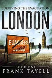 amazon bargain ebooks London Horror by Frank Tayell