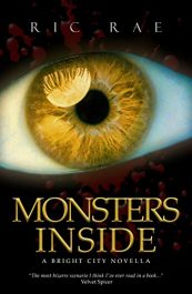 bargain ebooks Monsters Inside Horror by Ric Rae